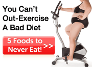 5 food to never eat